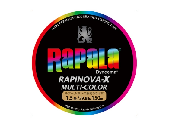 RAPINOVA-X MULTI-COLOR